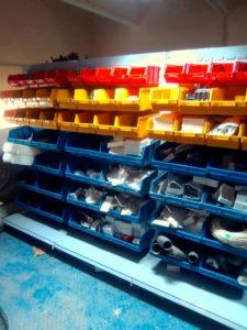 Accessories Storage Bins